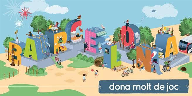 Elaboració del futur Pla del joc a l'espai públic per promoure una ciutat jugable
