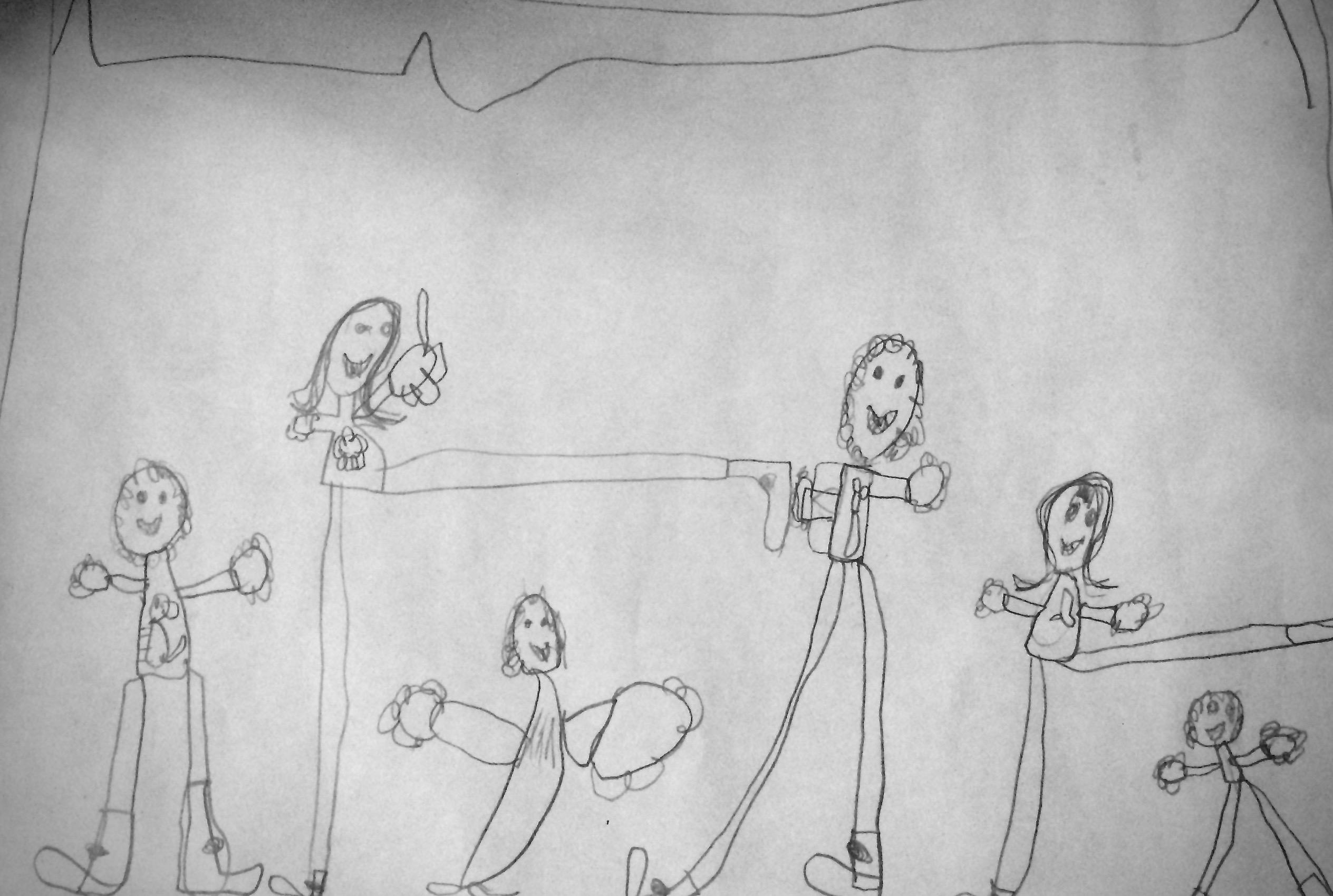Danza Creativa y en Familia