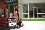 Moderato escuela montessori patio juegos